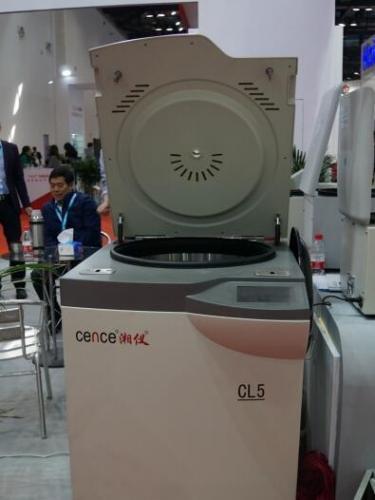 湘仪实验室发布专利产品CL5S生物安全离心机