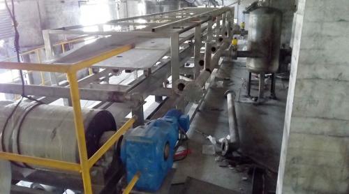 如何判定板框壓濾機中污泥是否壓干?