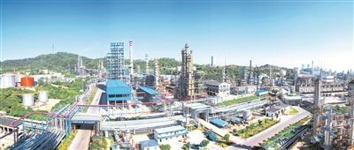 荆门化工循环产业园:打通产业链循环
