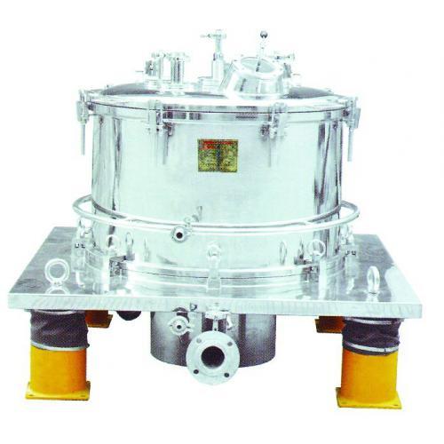 PBF系列平台密闭全翻壳离心机