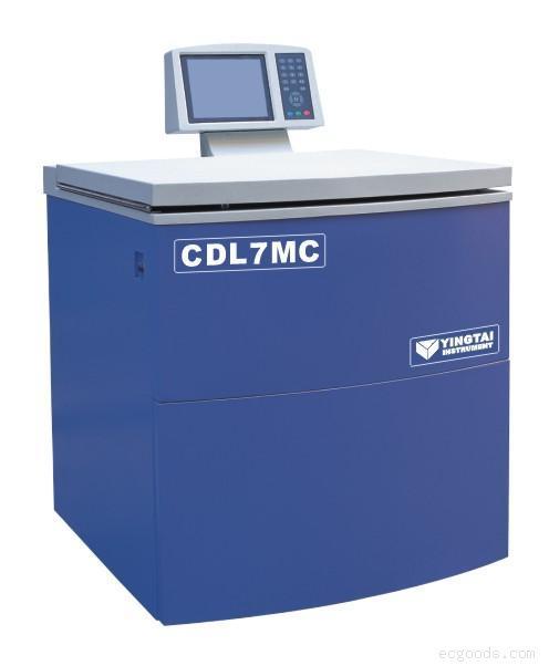 CDL7MC大容量冷冻离心机