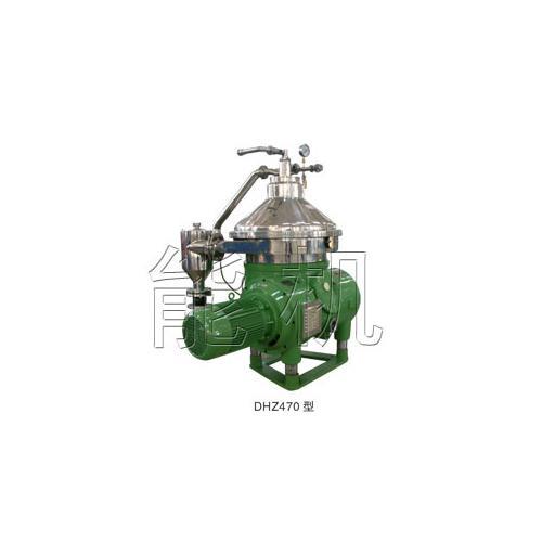 DHZ470型油脂碟式分离机