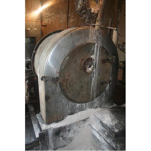 偏硅酸钠专用单级活塞推料离心机