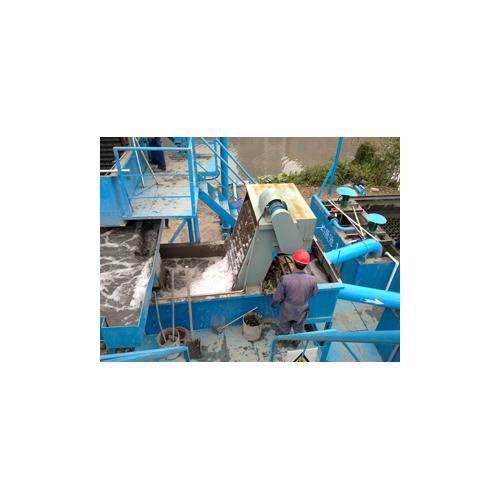 河道污泥脱水机在河道淤泥脱水处理