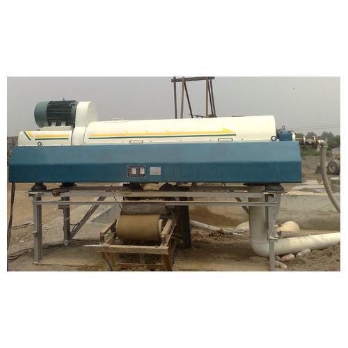 LW-500泥浆离心机用于尾矿泥