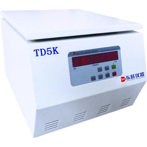 台式低速离心机TD5K