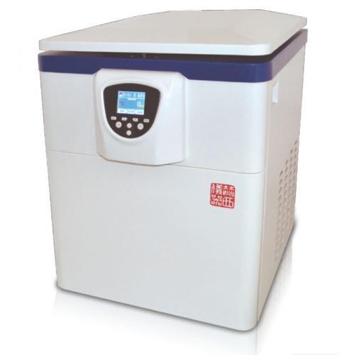 立式高速冷冻离心机