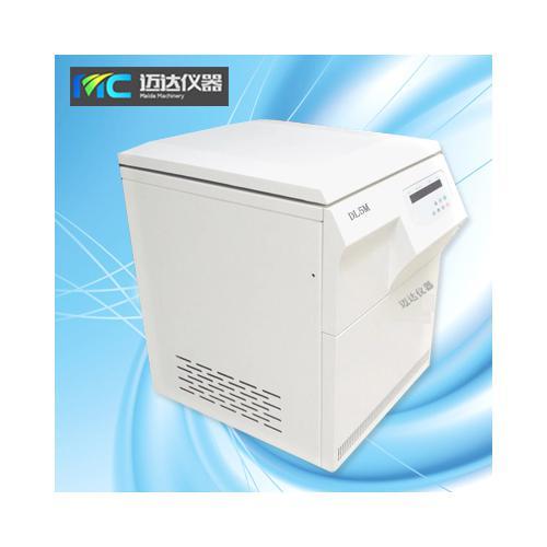 DL5M小型立式大容量冷冻离心机
