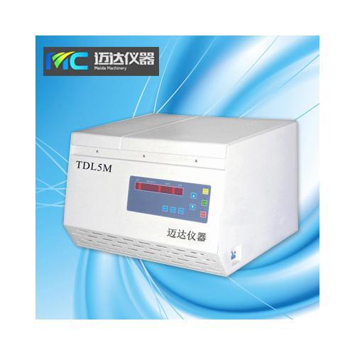 台式低速大容量冷冻离心机