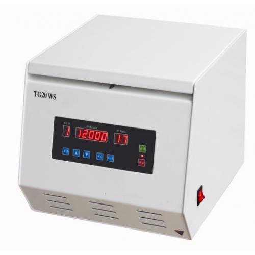 TG18G/TG16G/TG16B台式高速离心机