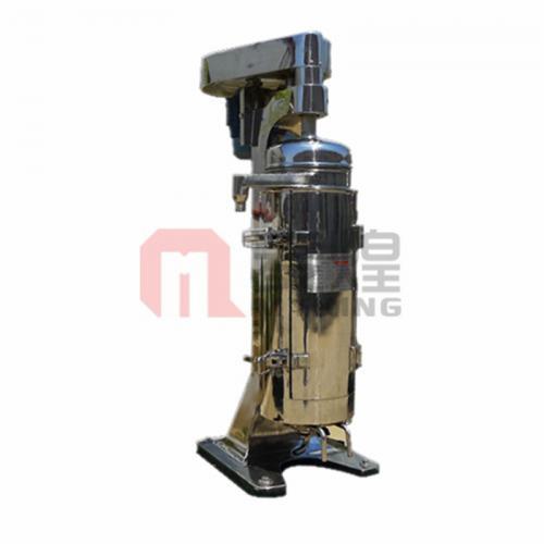 原生态椰子油的提取分离GQ150管式离心机