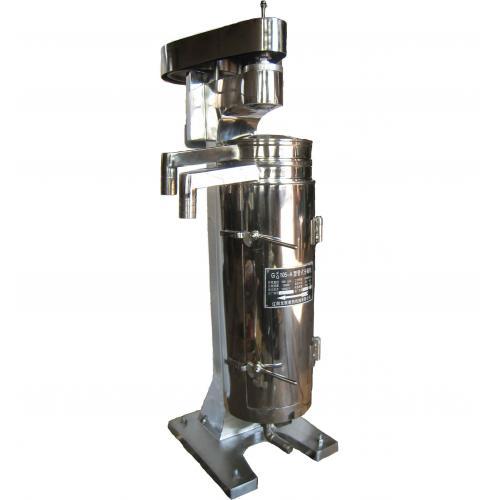 油水分离型管式分离机/GF150管式离心机辽阳友联