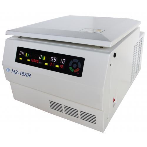 H2-16KR 台式高速冷冻离心机 实验室离心机 医用离心机