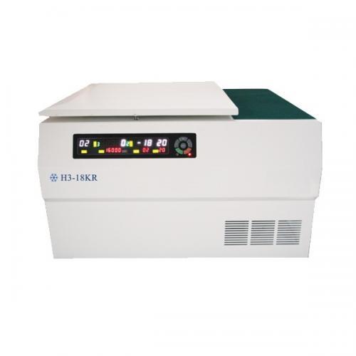 H3-18KR 台式高速冷冻离心机 实验室离心机 医用离心机