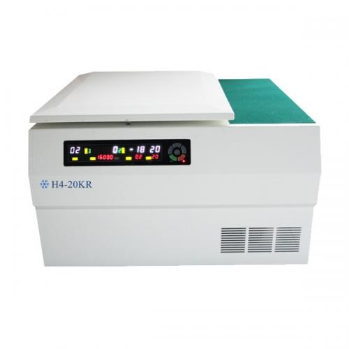 H4-20KR/H4-25KR/H4-30KR 台式高速冷冻
