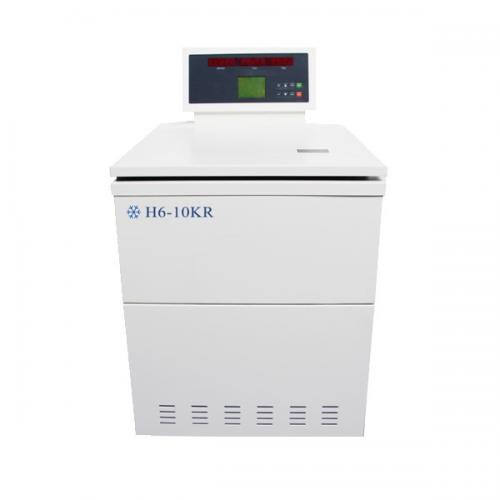 H6-10KR 高速大容量冷冻离心机