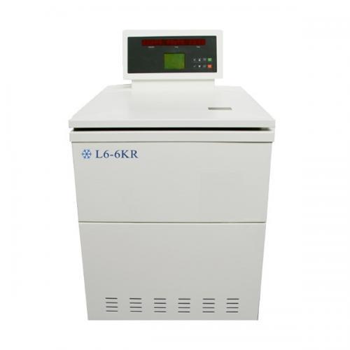 L6-6KR 低速大容量冷冻离心机 实验室离心机 四川离心机