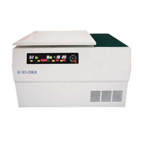 H3-20KR 台式高速冷冻离心机 实验室离心机 医用离心机