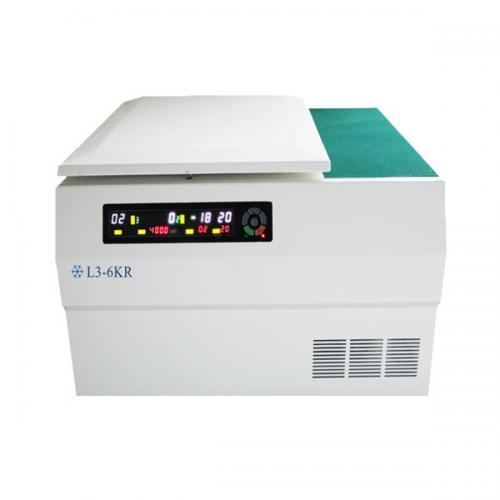 L3-6KR 台式低速冷冻离心机  实验离心机 医用离心机