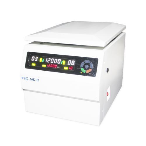 H2-16K-II 台式高速离心机 实验室离心机  医用离心
