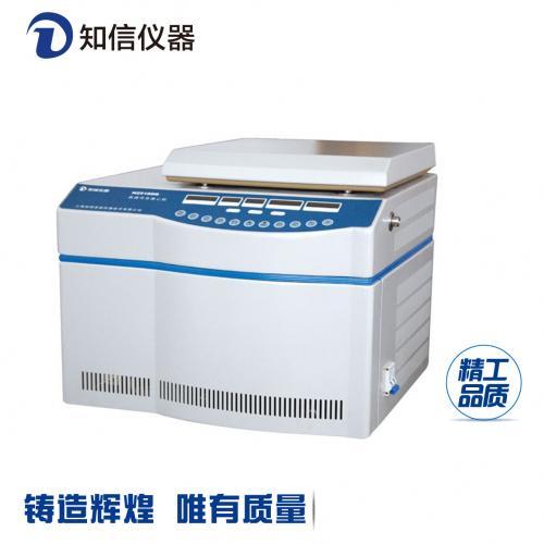 知信离心机H2518DR台式高速离心机