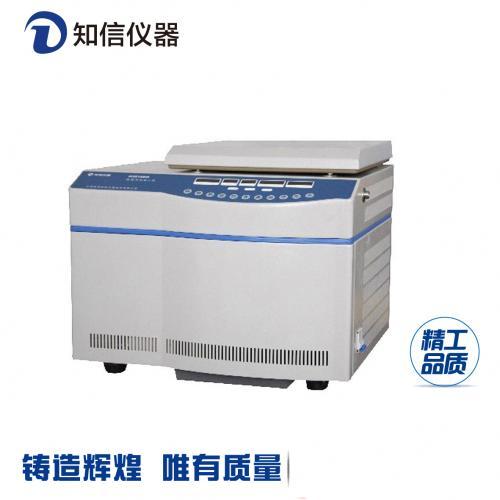 知信离心机H3018DR台式高速离心机