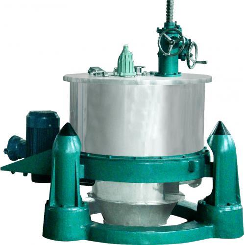 SGZ/SG三足式刮刀下部卸料自动离心机