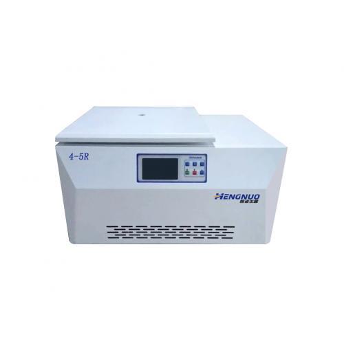4-5R 大型台式低速冷冻离心机