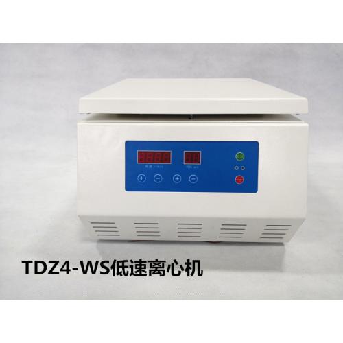 台式TDZ4-WS低速离心机