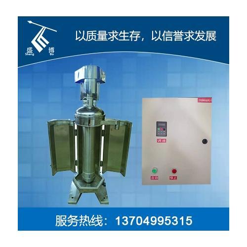 GQD150K大开门变频管式离心机